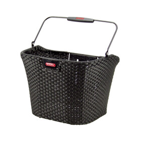 KlickFix Structura Bike Basket black